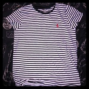 Polo Ralph Lauren Striped Crew Neck